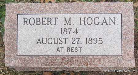 HOGAN, ROBERT M - White County, Arkansas   ROBERT M HOGAN - Arkansas Gravestone Photos