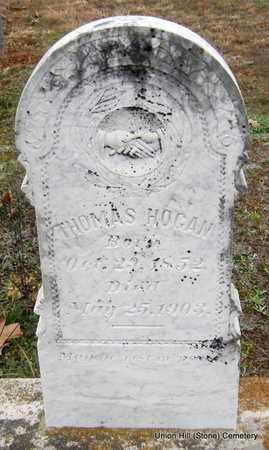 HOGAN, THOMAS - White County, Arkansas   THOMAS HOGAN - Arkansas Gravestone Photos