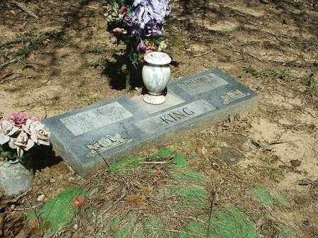 KING, TROY MACK - White County, Arkansas | TROY MACK KING - Arkansas Gravestone Photos