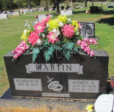 MARTIN, AUDREY N - White County, Arkansas | AUDREY N MARTIN - Arkansas Gravestone Photos