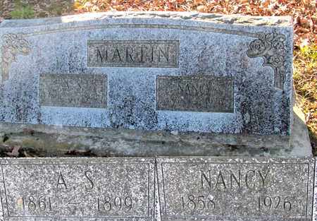 MARTIN, NANCY - White County, Arkansas   NANCY MARTIN - Arkansas Gravestone Photos