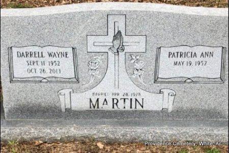 MARTIN, DARRELL WAYNE - White County, Arkansas | DARRELL WAYNE MARTIN - Arkansas Gravestone Photos