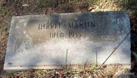 MARTIN, DIRVEE - White County, Arkansas | DIRVEE MARTIN - Arkansas Gravestone Photos