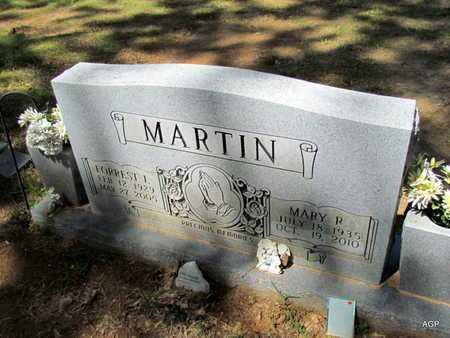 MARTIN, FORREST L - White County, Arkansas   FORREST L MARTIN - Arkansas Gravestone Photos