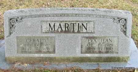 MARTIN, EVA JEAN - White County, Arkansas | EVA JEAN MARTIN - Arkansas Gravestone Photos