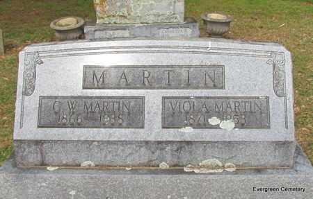MARTIN, G W - White County, Arkansas | G W MARTIN - Arkansas Gravestone Photos