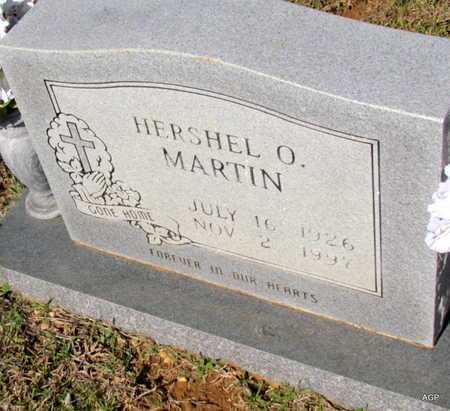 MARTIN, HERSHEL O - White County, Arkansas | HERSHEL O MARTIN - Arkansas Gravestone Photos