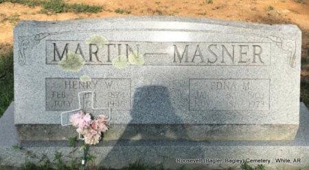 MARTIN, HENRY W - White County, Arkansas | HENRY W MARTIN - Arkansas Gravestone Photos