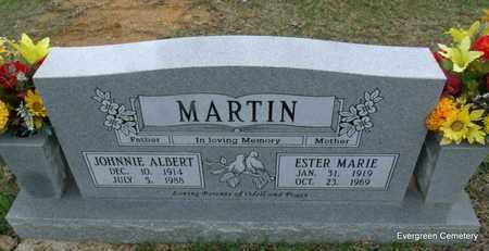MARTIN, ESTER MARIE - White County, Arkansas   ESTER MARIE MARTIN - Arkansas Gravestone Photos
