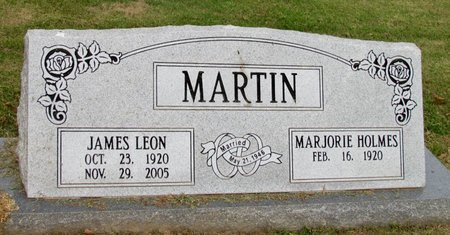 MARTIN, JAMES LEON - White County, Arkansas | JAMES LEON MARTIN - Arkansas Gravestone Photos