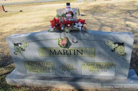 MARTIN, JOHN ROBERT - White County, Arkansas | JOHN ROBERT MARTIN - Arkansas Gravestone Photos