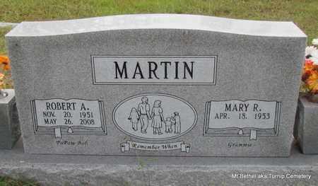 MARTIN, ROBERT A - White County, Arkansas | ROBERT A MARTIN - Arkansas Gravestone Photos