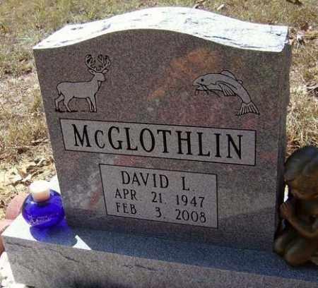 MCGOTHLIN, DAVID L - White County, Arkansas | DAVID L MCGOTHLIN - Arkansas Gravestone Photos