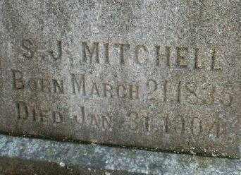 DOTSON MITCHELL 2, SARAH JANE - White County, Arkansas   SARAH JANE DOTSON MITCHELL 2 - Arkansas Gravestone Photos