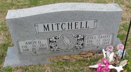 MITCHELL, AMON O - White County, Arkansas | AMON O MITCHELL - Arkansas Gravestone Photos