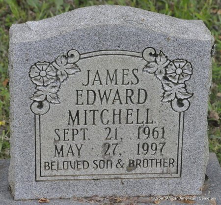 MITCHELL, JAMES EDWARD - White County, Arkansas | JAMES EDWARD MITCHELL - Arkansas Gravestone Photos