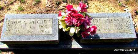 MITCHELL, TILDA - White County, Arkansas | TILDA MITCHELL - Arkansas Gravestone Photos
