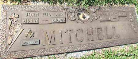 MITCHELL, MARY ELIZABETH - White County, Arkansas | MARY ELIZABETH MITCHELL - Arkansas Gravestone Photos