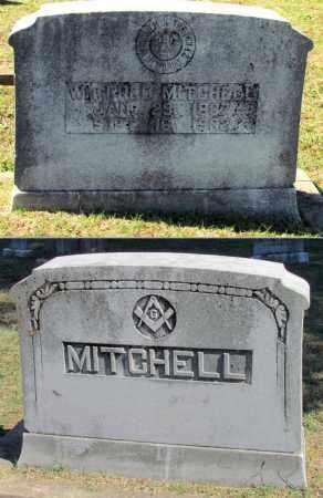 MITCHELL, WILLIAM FRED - White County, Arkansas | WILLIAM FRED MITCHELL - Arkansas Gravestone Photos