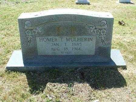 MULHERIN, HOMER T. - White County, Arkansas | HOMER T. MULHERIN - Arkansas Gravestone Photos