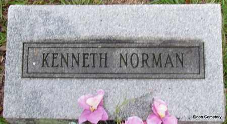 NORMAN, KENNETH - White County, Arkansas | KENNETH NORMAN - Arkansas Gravestone Photos