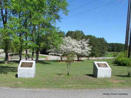 *OVERVIEW, FORBES ADDITION - White County, Arkansas | FORBES ADDITION *OVERVIEW - Arkansas Gravestone Photos