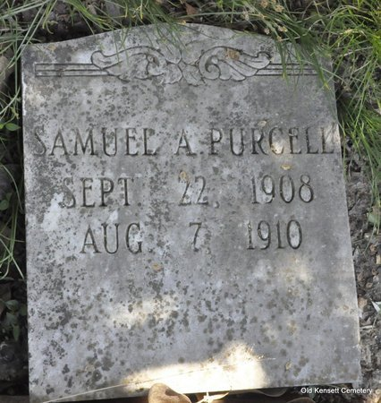 PURCELL, SAMUEL A - White County, Arkansas | SAMUEL A PURCELL - Arkansas Gravestone Photos
