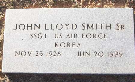 SMITH, SR (VETERAN KOR), JOHN LLOYD - White County, Arkansas   JOHN LLOYD SMITH, SR (VETERAN KOR) - Arkansas Gravestone Photos