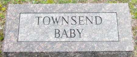 TOWNSEND, BABY - White County, Arkansas | BABY TOWNSEND - Arkansas Gravestone Photos