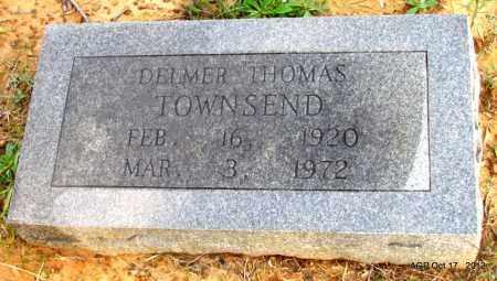 TOWNSEND, DELMER THOMAS - White County, Arkansas | DELMER THOMAS TOWNSEND - Arkansas Gravestone Photos