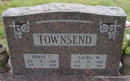 TOWNSEND, DEWEY T - White County, Arkansas | DEWEY T TOWNSEND - Arkansas Gravestone Photos