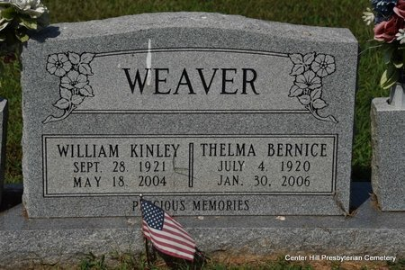 WEAVER, THELMA BERNICE - White County, Arkansas | THELMA BERNICE WEAVER - Arkansas Gravestone Photos