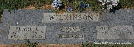 WILKINSON, BEARL E - White County, Arkansas | BEARL E WILKINSON - Arkansas Gravestone Photos