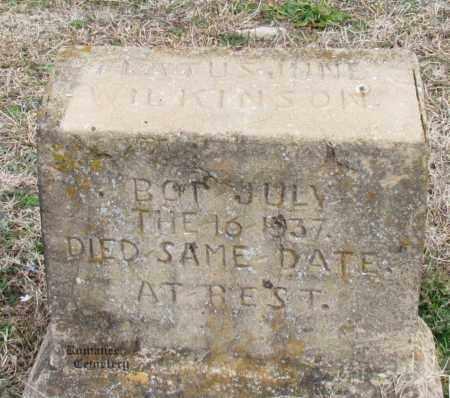 WILKINSON, FLATUS JUNE - White County, Arkansas | FLATUS JUNE WILKINSON - Arkansas Gravestone Photos