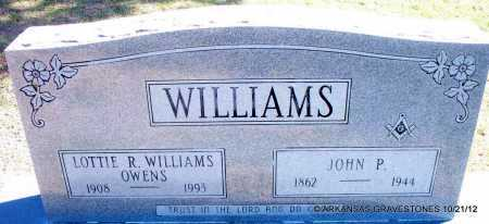 OWENS, LOTTIE R - White County, Arkansas | LOTTIE R OWENS - Arkansas Gravestone Photos