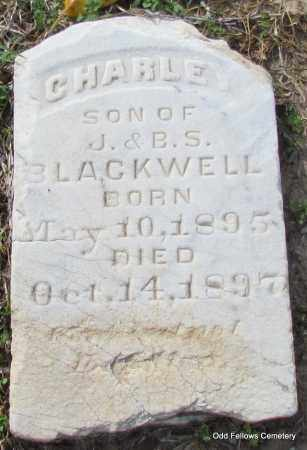 BLACKWELL, CHARLIE - Woodruff County, Arkansas | CHARLIE BLACKWELL - Arkansas Gravestone Photos
