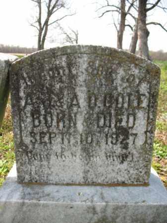COLE, INFANT SON - Woodruff County, Arkansas   INFANT SON COLE - Arkansas Gravestone Photos
