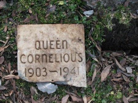 CORNELIOUS, QUEEN - Woodruff County, Arkansas | QUEEN CORNELIOUS - Arkansas Gravestone Photos