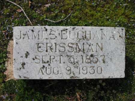 CRISSMAN, JAMES BUCHANAN - Woodruff County, Arkansas | JAMES BUCHANAN CRISSMAN - Arkansas Gravestone Photos