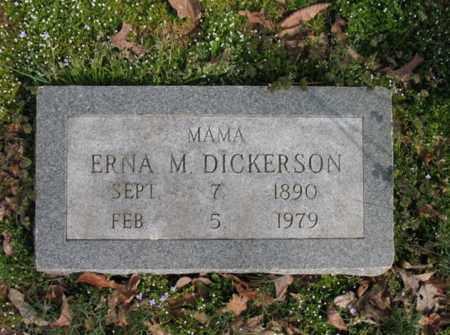 DICKERSON, ERNA M - Woodruff County, Arkansas | ERNA M DICKERSON - Arkansas Gravestone Photos