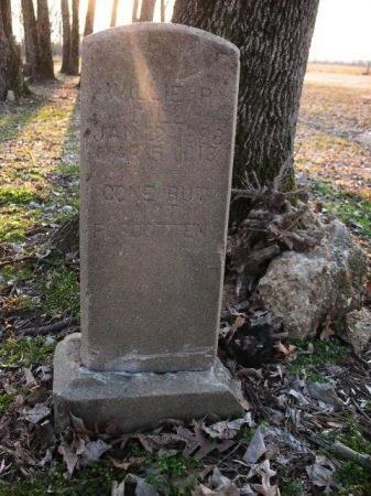 DILL, WILLIE P. - Woodruff County, Arkansas   WILLIE P. DILL - Arkansas Gravestone Photos