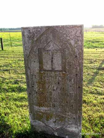 ELDRIDGE, ROLFE (ORIGINAL STONE) - Woodruff County, Arkansas   ROLFE (ORIGINAL STONE) ELDRIDGE - Arkansas Gravestone Photos