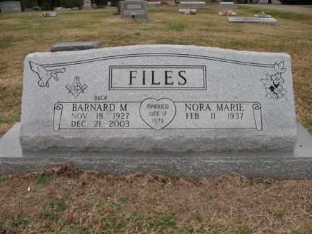 FILES, BARNARD M - Woodruff County, Arkansas | BARNARD M FILES - Arkansas Gravestone Photos