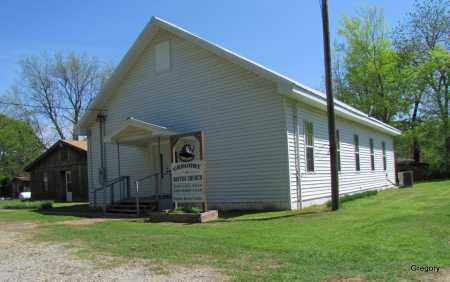 *GREGORY BAPTIST CHURCH,  - Woodruff County, Arkansas    *GREGORY BAPTIST CHURCH - Arkansas Gravestone Photos