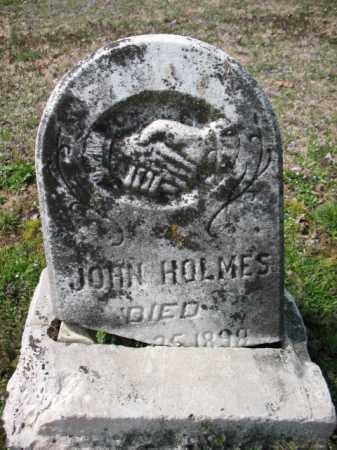 HOLMES, JOHN - Woodruff County, Arkansas | JOHN HOLMES - Arkansas Gravestone Photos