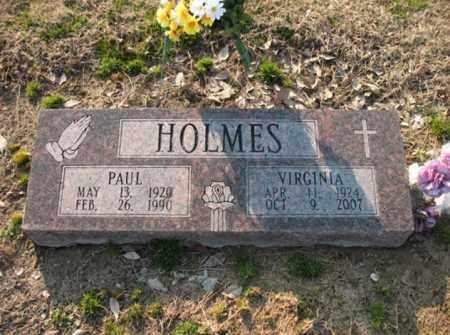 HOLMES, PAUL - Woodruff County, Arkansas | PAUL HOLMES - Arkansas Gravestone Photos