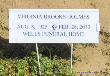 HOLMES, VIRGINIA - Woodruff County, Arkansas | VIRGINIA HOLMES - Arkansas Gravestone Photos