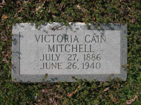 MITCHELL, VICTORIA - Woodruff County, Arkansas | VICTORIA MITCHELL - Arkansas Gravestone Photos