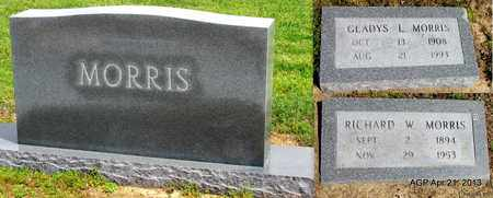MORRIS, GLADYS L - Woodruff County, Arkansas | GLADYS L MORRIS - Arkansas Gravestone Photos