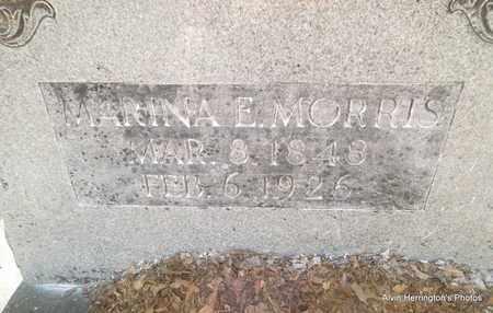 MORRIS, MARINA E - Woodruff County, Arkansas   MARINA E MORRIS - Arkansas Gravestone Photos
